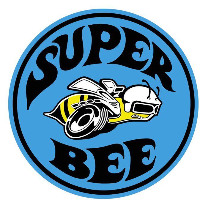 Adesivo Super Bee - Unidade  - Race Custom