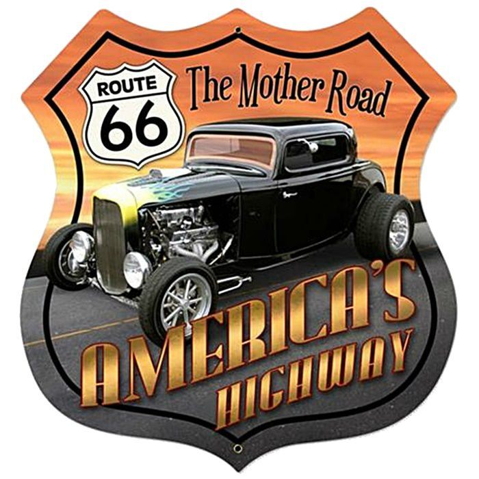 Adesivo The Mother Road - Unidade  - Race Custom