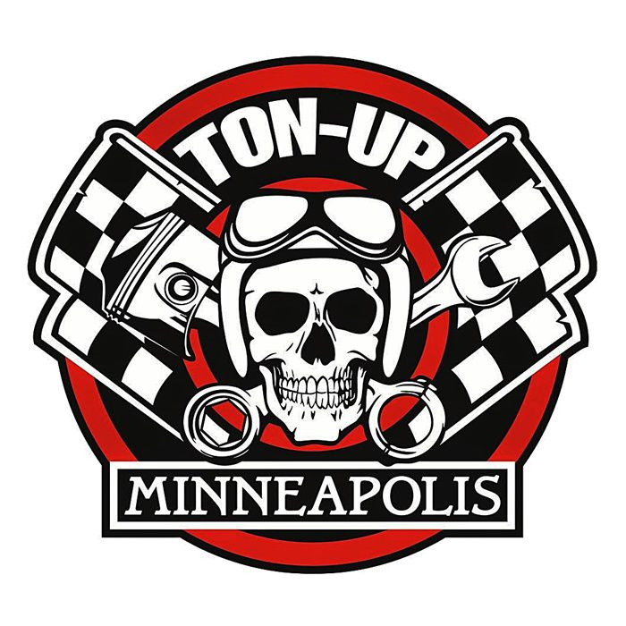 Adesivo Ton Up - Unidade  - Race Custom