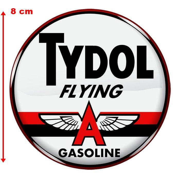 Adesivo Tydol Flying Gasoline - Unidade  - Race Custom