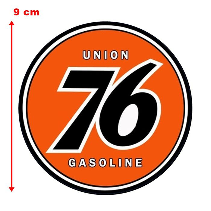 Adesivo Union Gasoline - Unidade  - Race Custom