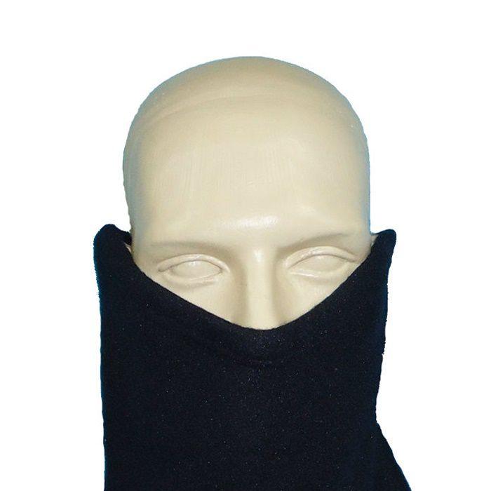 Balaclava Toca de Proteção Facial para o Frio - Preta  - Race Custom
