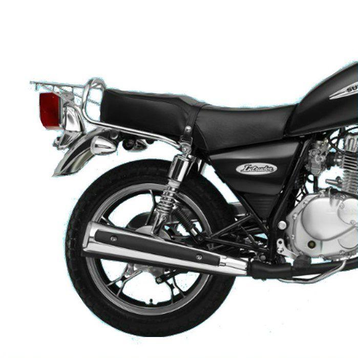 Capa de Banco Intruder 125  - Race Custom