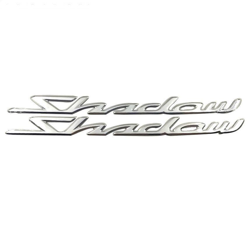 Emblema de Tanque Shadow 750 - PAR  - Race Custom