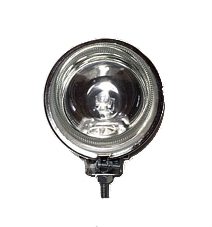 Farolete Bullet em Metal Cromado Médio - PAR  - Race Custom