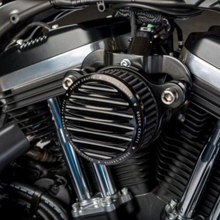 Filtro de Ar Harley Davidson Sportster 2004 a 2014 - Esportivo  - Race Custom