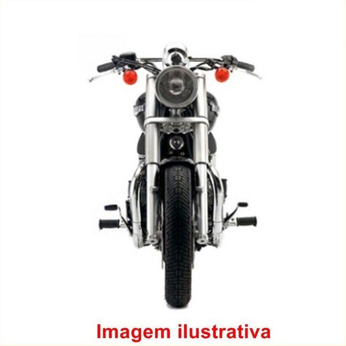 Guidão 1 Pol. Drag Bar - Harley - Preto Fosco  - Race Custom