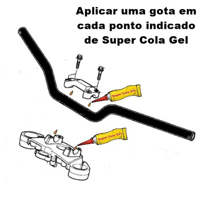 Guidão 7/8 Z Bar Z-Bar 8 Pol - Preto Fosco  - Race Custom