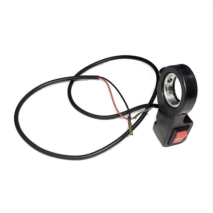 Interruptor Liga e Desliga para Guidão 7/8 (22 mm)  - Race Custom