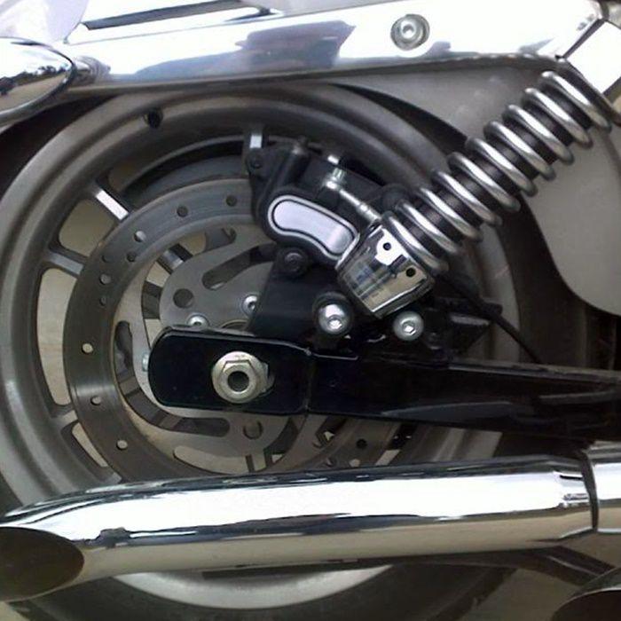 Kit Rebaixamento - Rebaixador Harley Davidson Dyna 2006 a 2017  - Race Custom