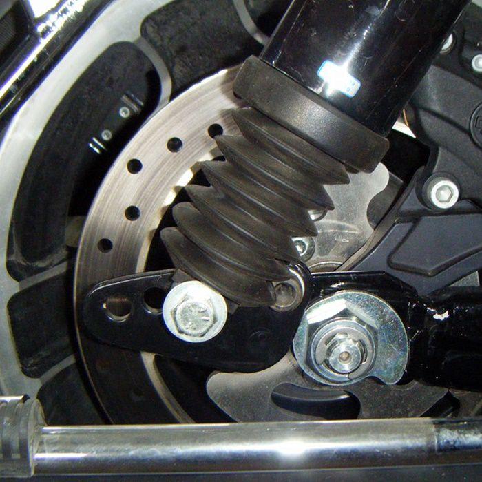 Kit Rebaixamento - Rebaixador Harley Davidson Touring 02-15  - Race Custom