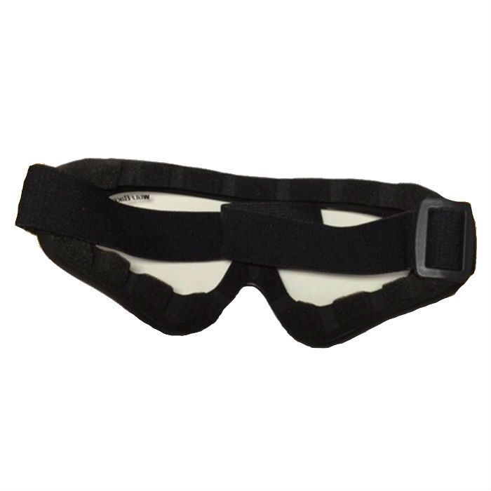 Óculos Militar Lente Policarbonato Cristal  - Race Custom