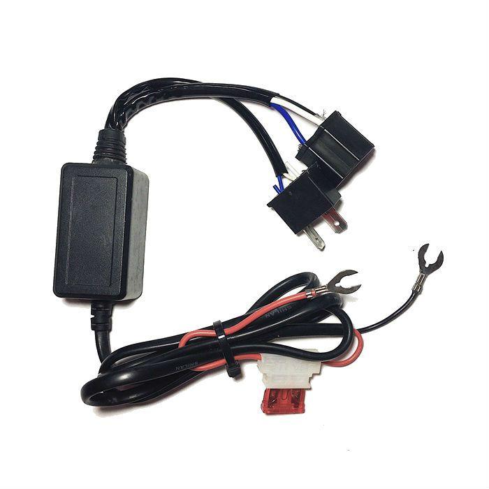 Regulador AC para Lâmpadas de Farol LED  - Race Custom