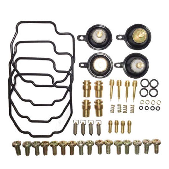 Reparo Carburador Vmax 1200 - Kit para 4 Carburadores  - Race Custom