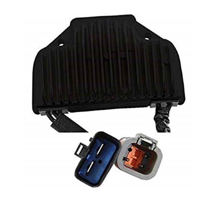 Retificador Regulador Voltagem Harley Davidson Dyna 04-05 74631-04  - Race Custom