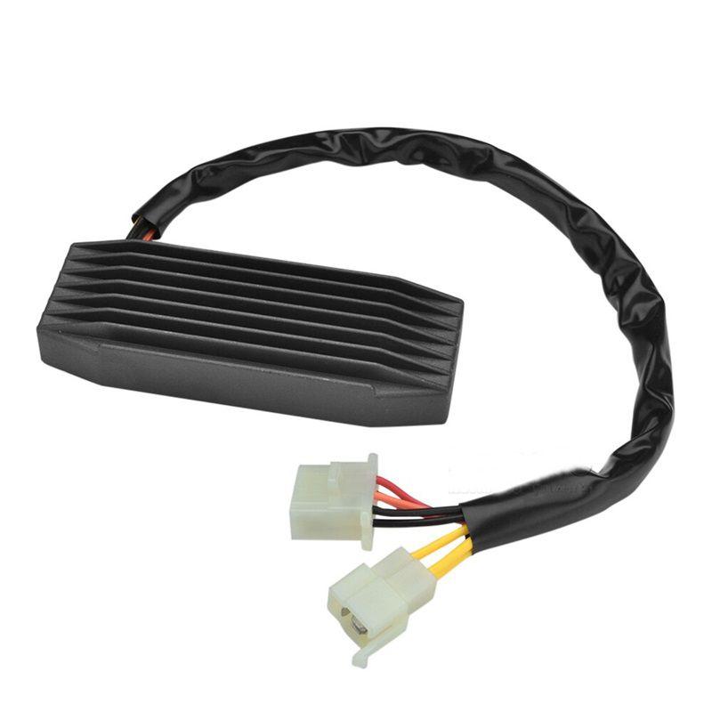 Retificador Regulador Voltagem Intruder 1400 até 1995  - Race Custom