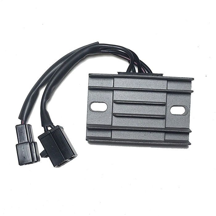 Retificador Regulador Voltagem Intruder GN 250  - Race Custom