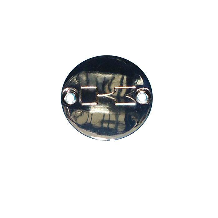 Tampa Cromada Caixa de Fluído de Freio Vulcan VN750  - Race Custom