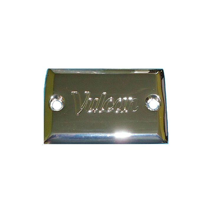 Tampa Cromada Caixa de Fluído de Freio Vulcan VN900  - Race Custom