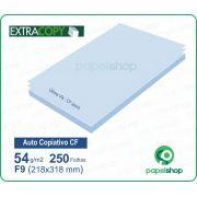 Papel Autocopiativo CF Azul  218x318 - 250 Fls.