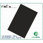Color Plus - Los Angeles - 120 gr - A4 (210x297) - 100 Fls.