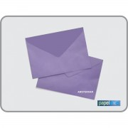 ENVELOPE COLOR - AMSTERDAN - 7,2 X 10,7 CM PCT. 25 UN.