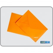 ENVELOPE COLOR - JAMAICA - 7,2 X 10,7 CM PCT. 25 UN.