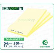 Papel Autocopiativo CFB Can  218x318 - 250 Fls.