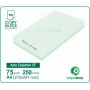 Papel Autocopiativo - COPY PAPER - A4 - CF VERDE