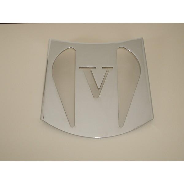 Bagageiro Chapa FMV para Vulcan 900cc  - Fabiana Dubinevics - Ofertão Virtual