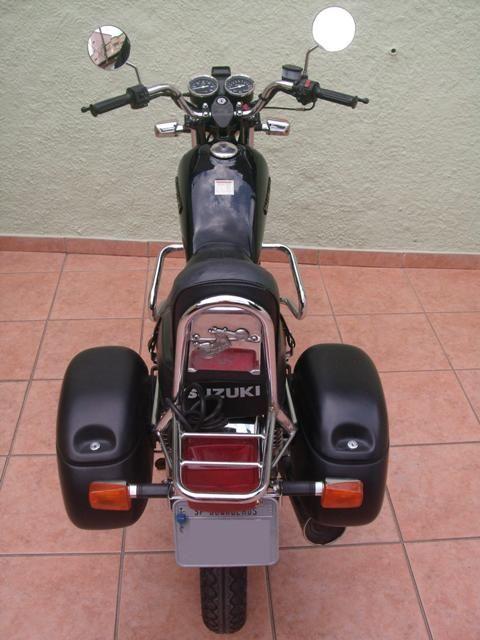 Alforjes Lateral em Fibra Modelo BM1020 com suporte  - Fabiana Dubinevics - Bult do Brasil