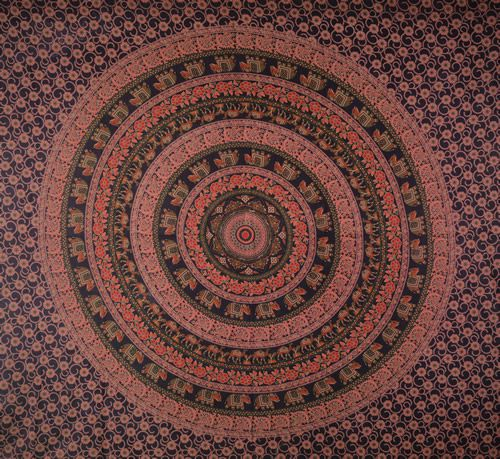 Canga Casal Mandala Círculos