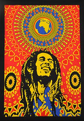 Painel Decorativo Bob Marley