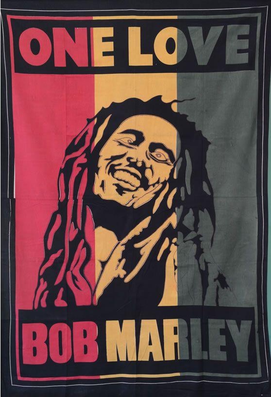 Canga Casal Bob Marley