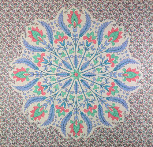 Canga Casal Mandala Floral