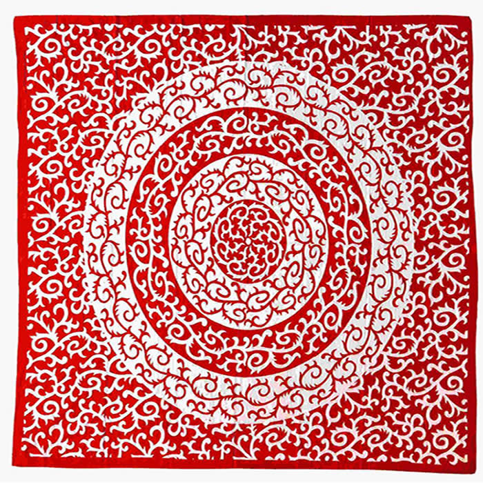 Bed Cover Mandala