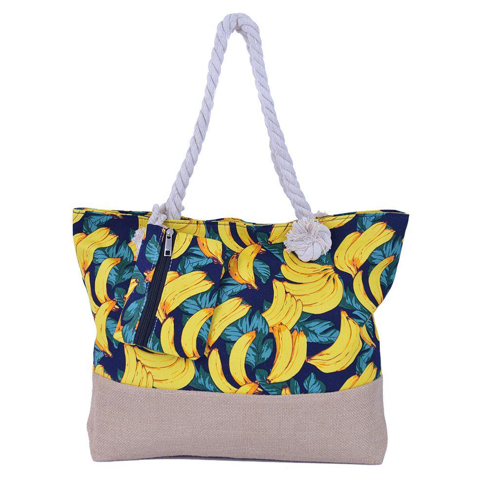 Bolsa de praia Banana