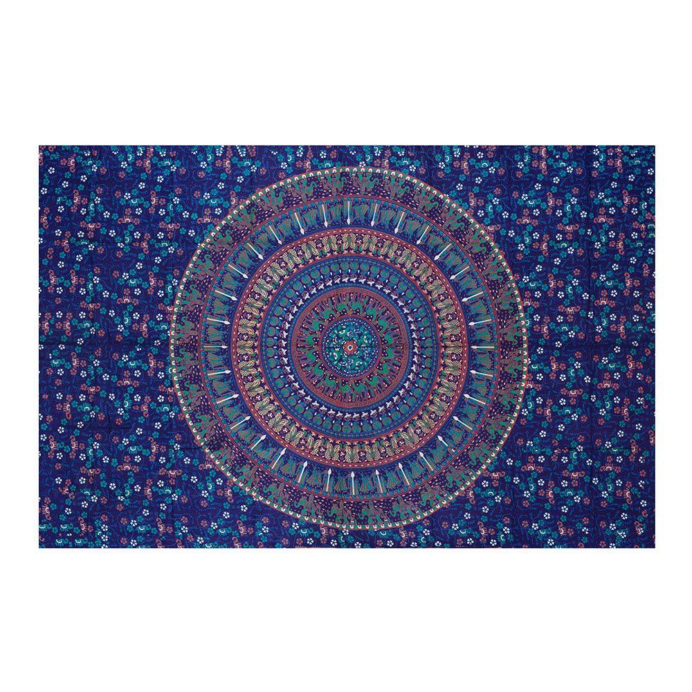 Canga Casal Mandala Sol Floral