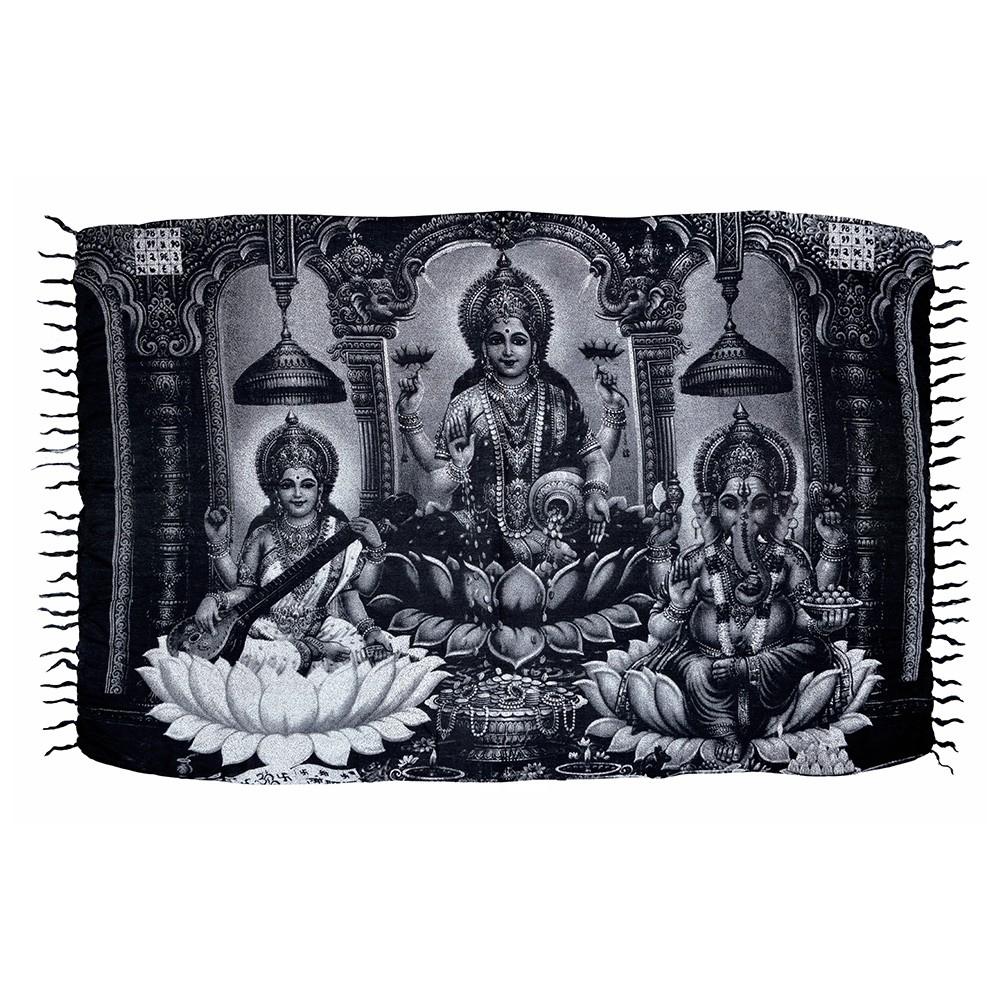 Canga Deuses Indianos Família