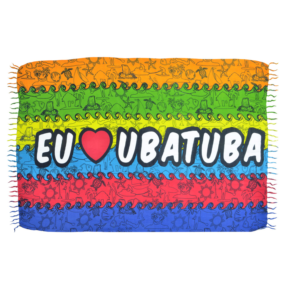 Canga Eu Amo Ubatuba
