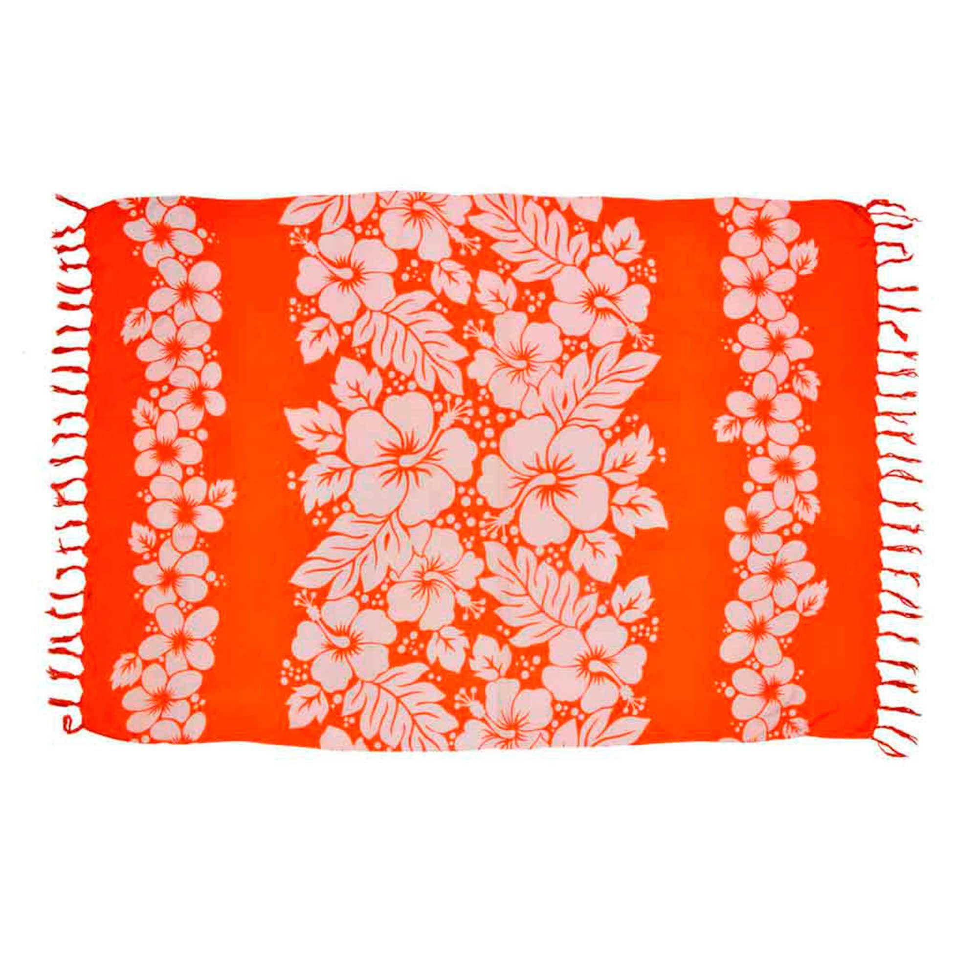 Canga Floral Hibiscus