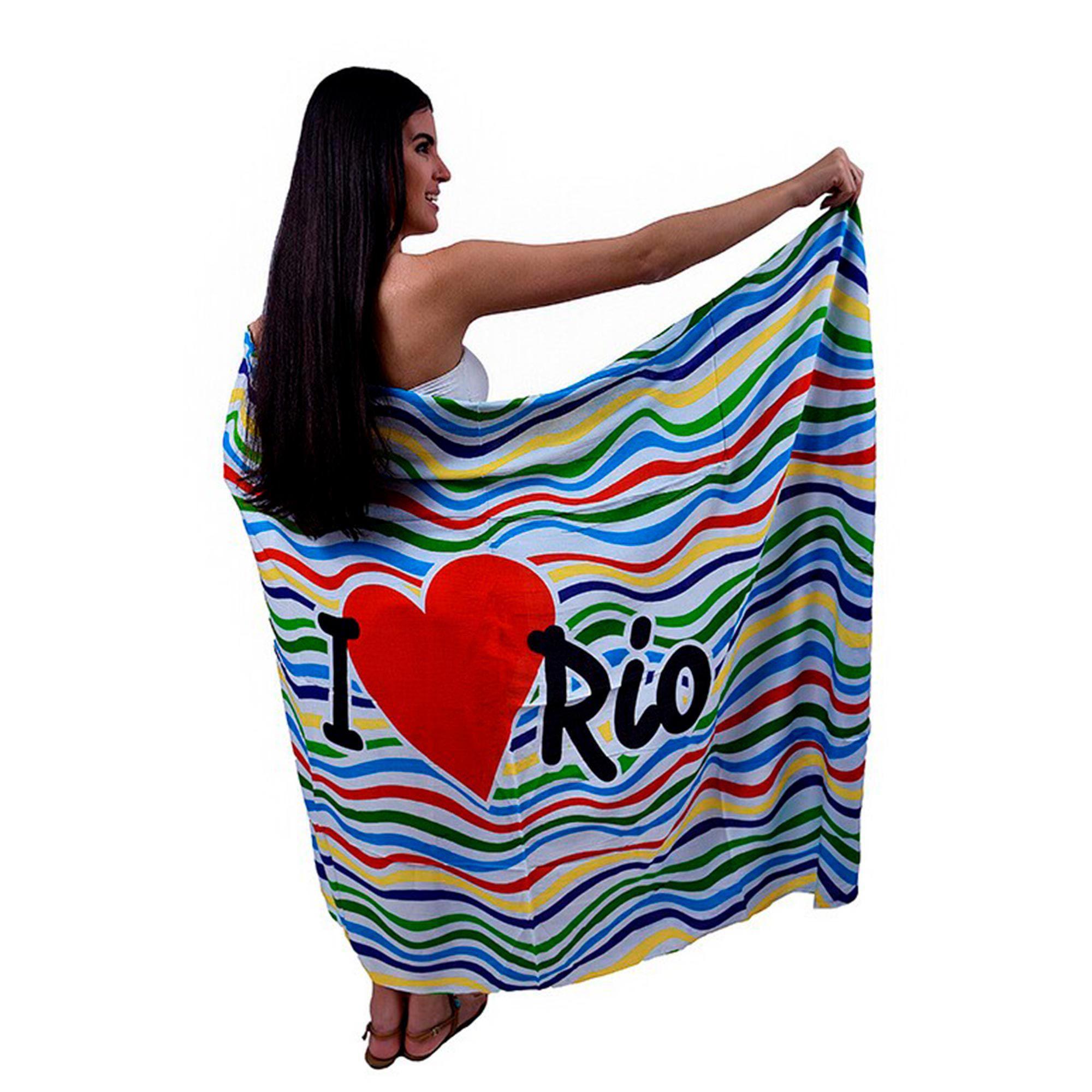 Canga I Love Rio