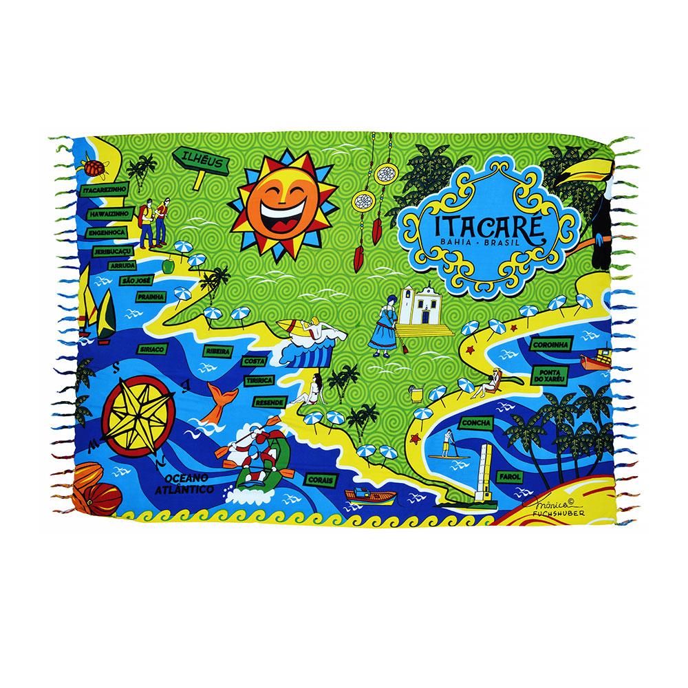Canga Itacaré Mapa II