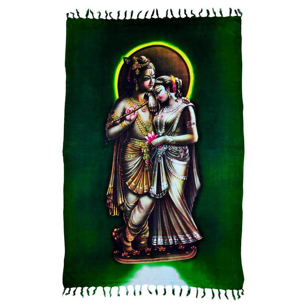 Canga Krishna e Lakshmi
