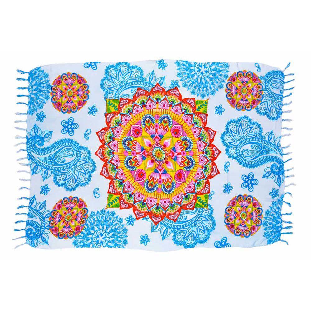 Canga Mandala Bunga Floral