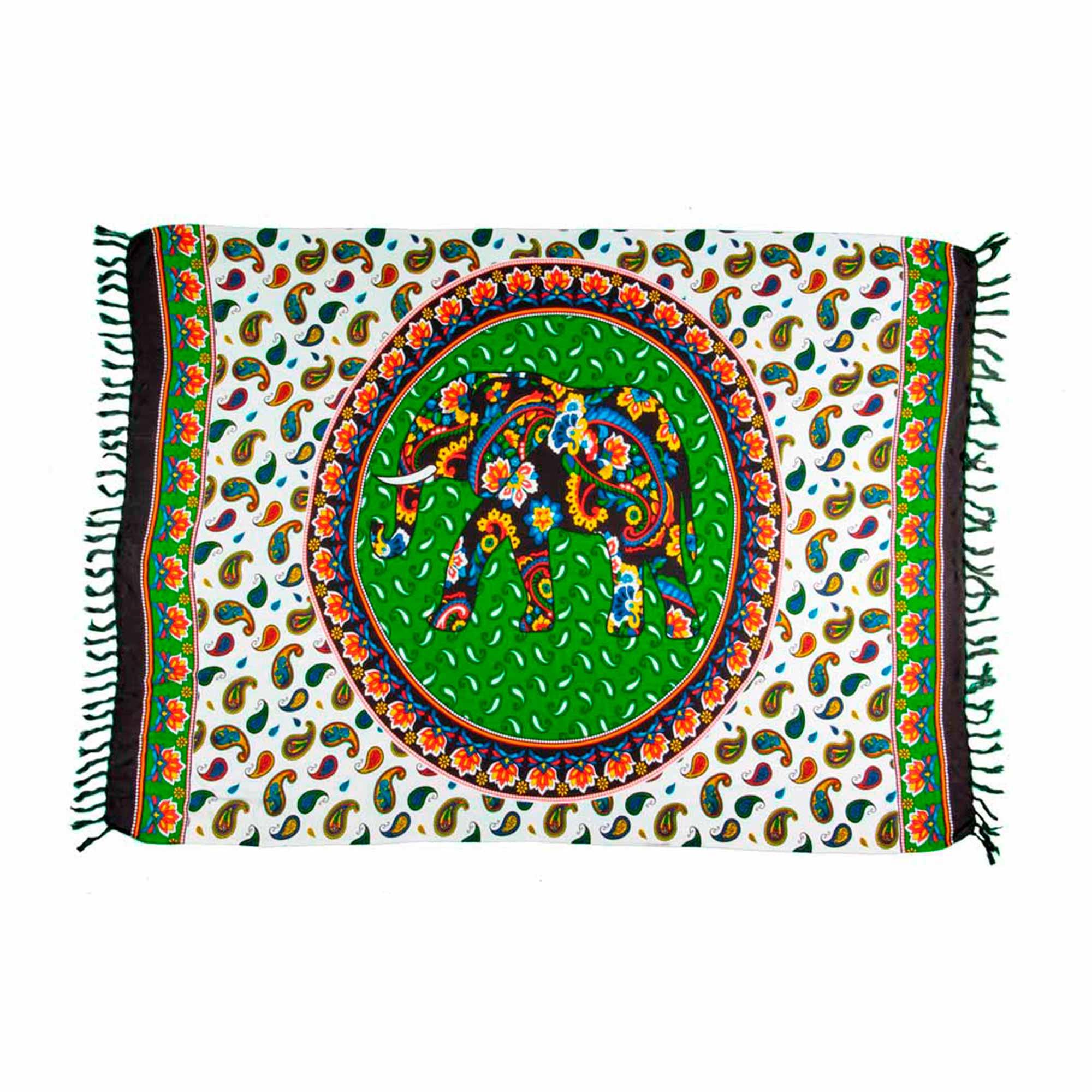 Canga Mandala Elefante Cashmere