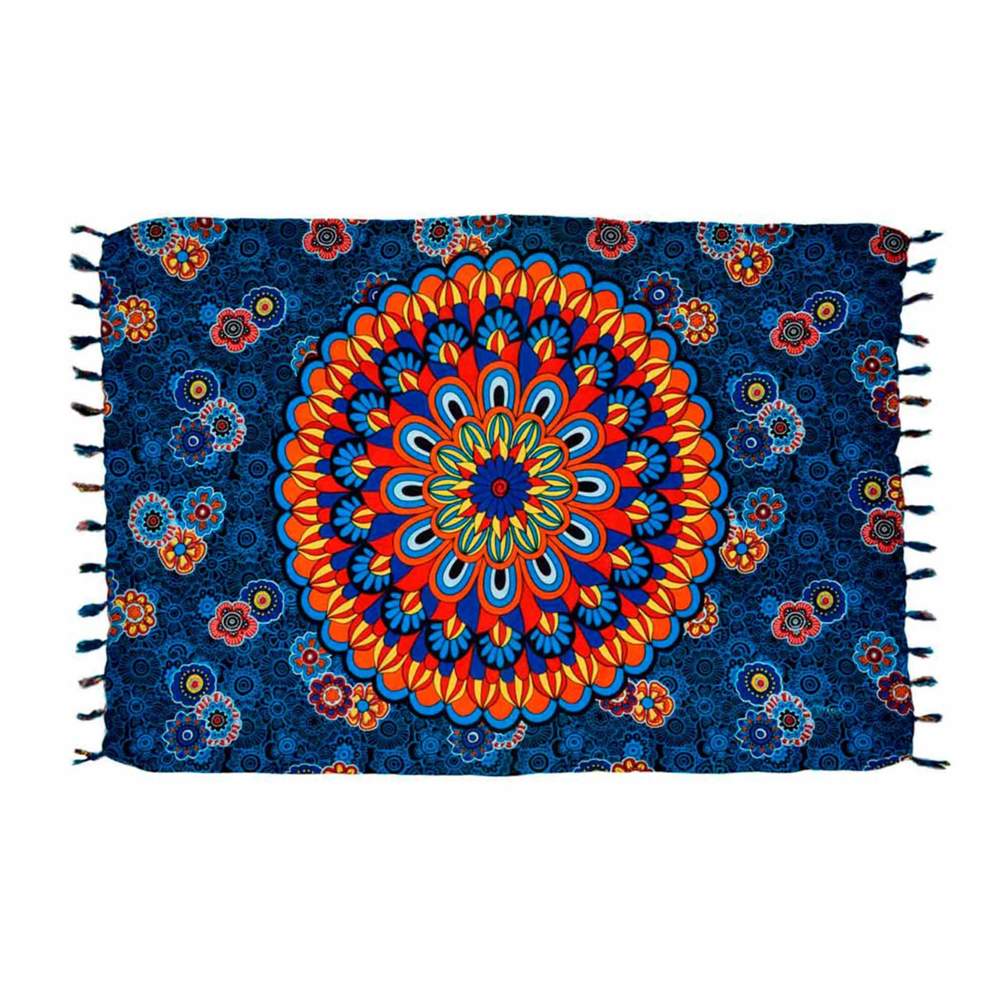 Canga Mandala Flores