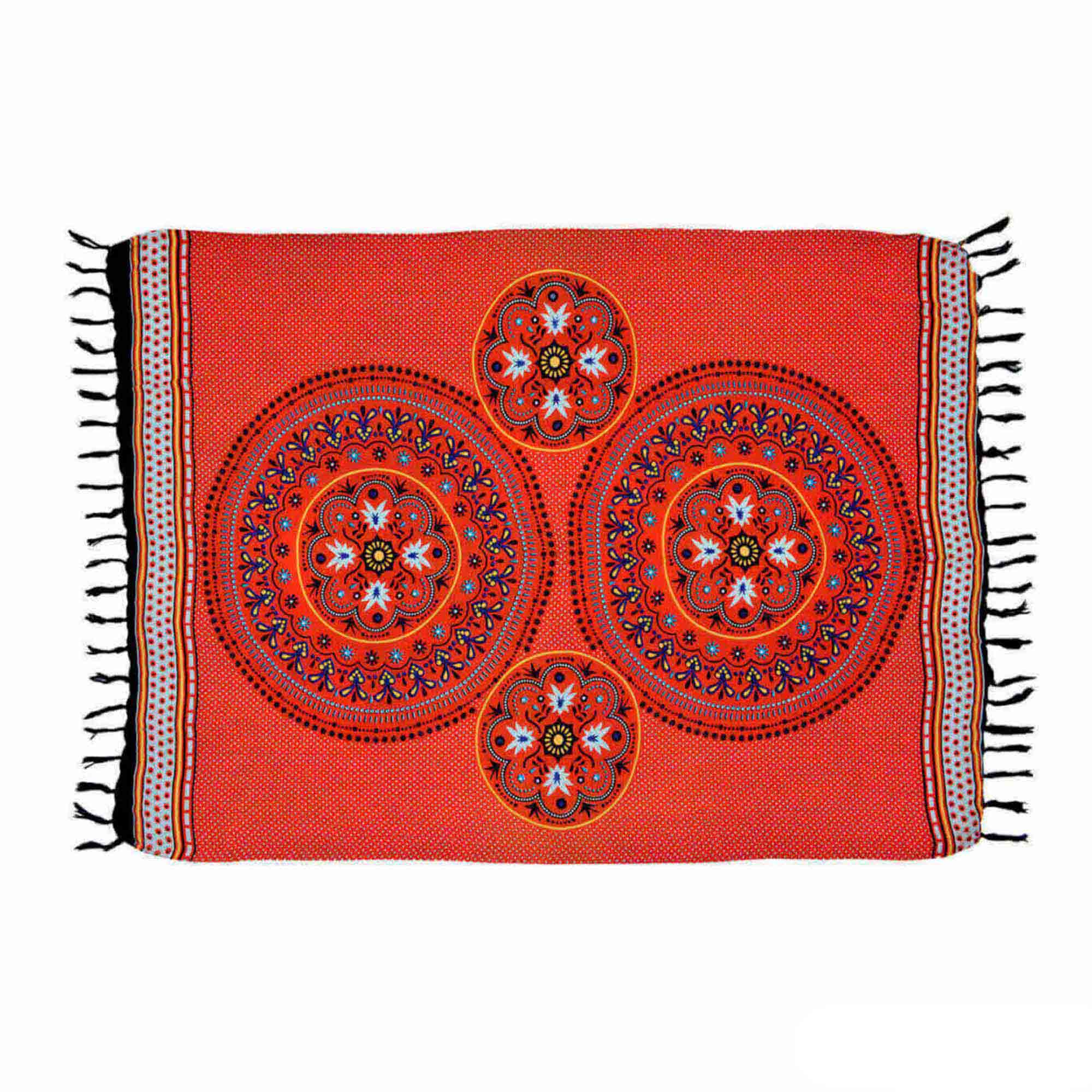 Canga Mandala Four Layer