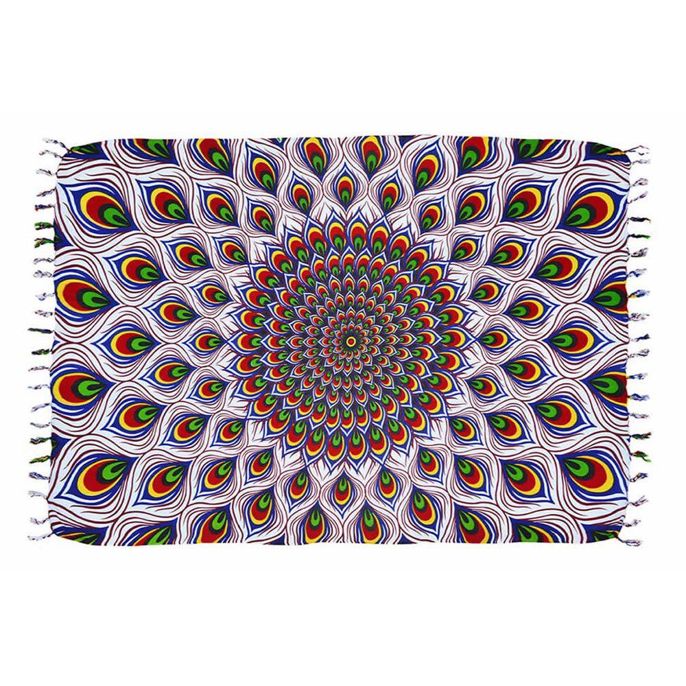 Canga Mandala Peacock