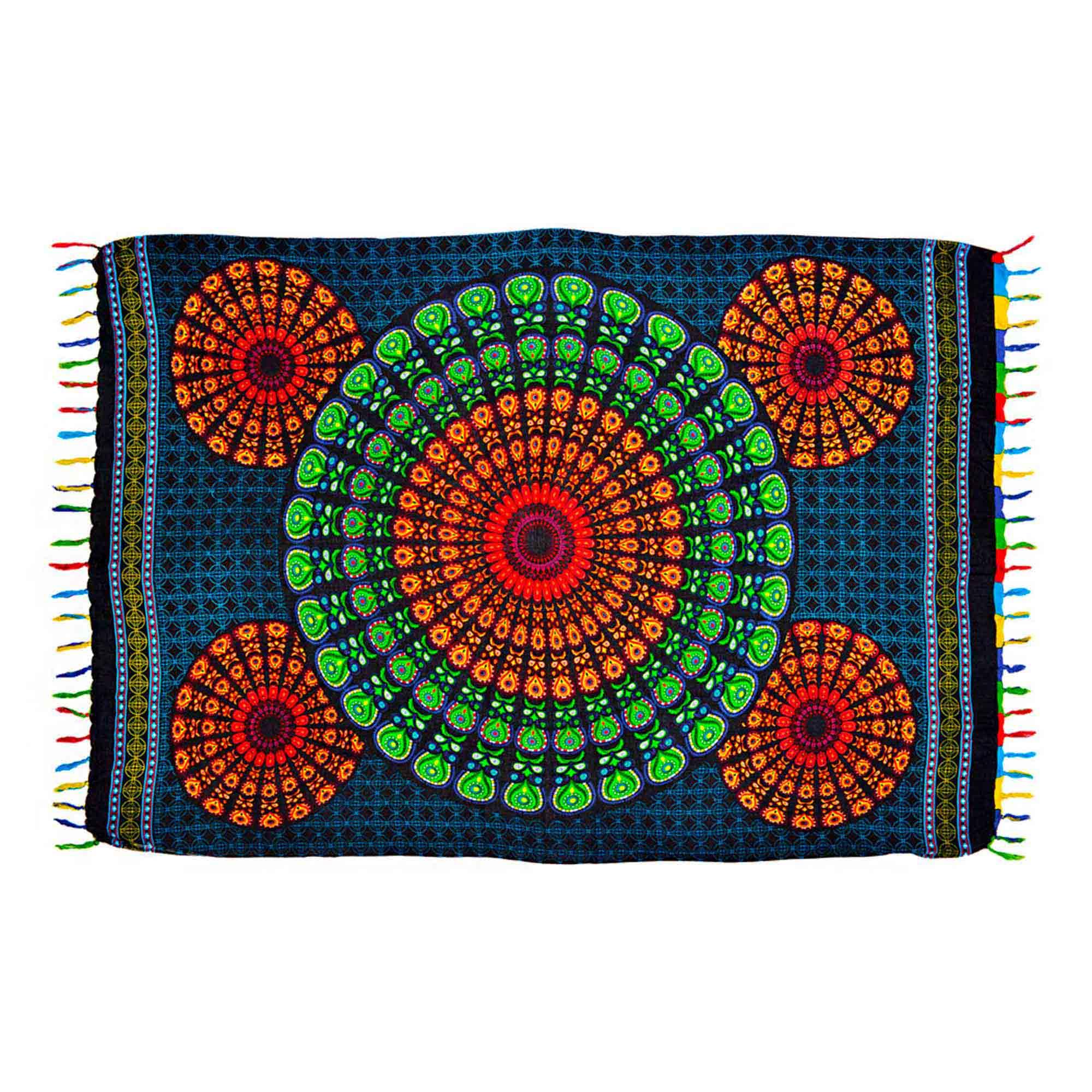 Canga Mandala Rainbow 4